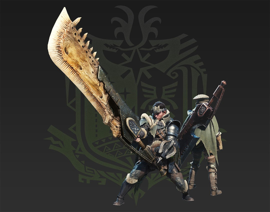 Monster Hunter Makes Me Feel Good