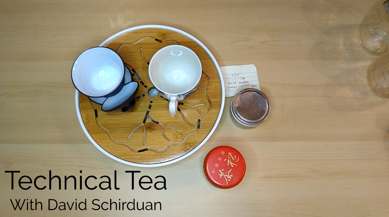 Technical Tea 3: Natural Puerh